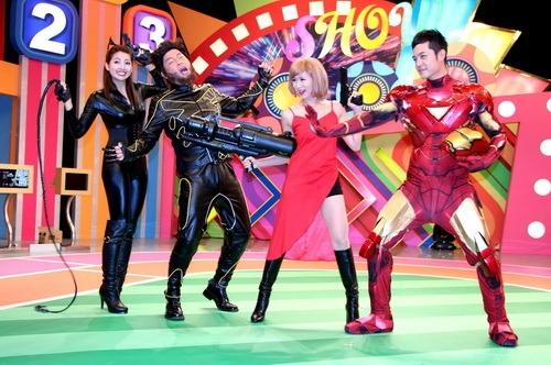 2014-10-31全新綜藝節目《萬秀大勝利》看藝人鬥智力、耍心機