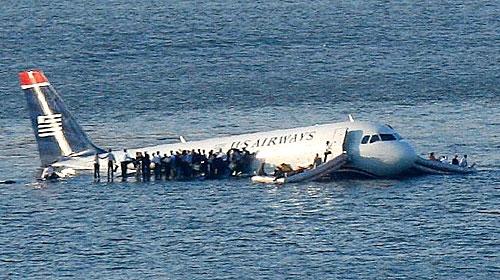奇迹迫降:全美航空1549号班机